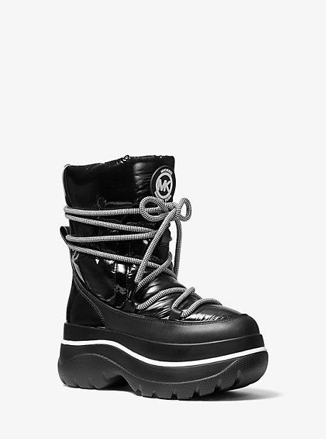 Michael Michael Kors Frauen Stiefel: : Schuhe