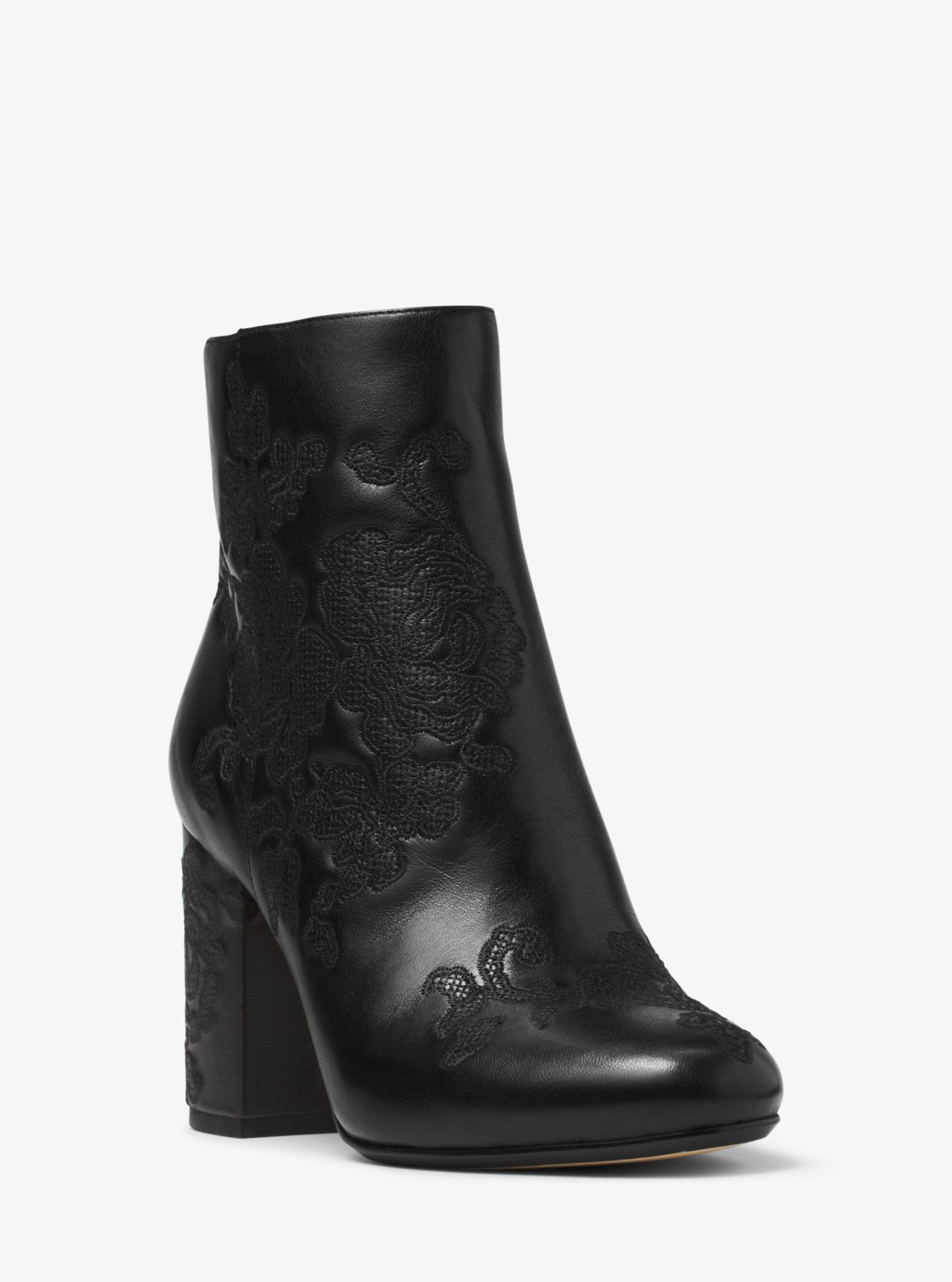 Women&39s Designer Suede and Leather Boots | Michael Kors