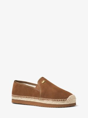 24e9a4193 Hastings Suede Slip-On Espadrille | Michael Kors