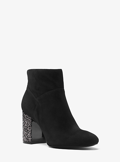 QUICKVIEW. michael michael kors · Cher Suede Ankle Boot