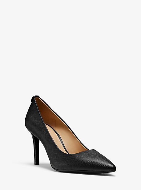 마이클 마이클 코어스 펌프스 Michael Michael Kors Dorothy Flex Leather Pump,BLACK