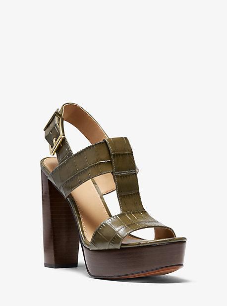 Women's Designer Sandals: Platforms, Wedges, Slides & More Styles | Michael  Kors Canada