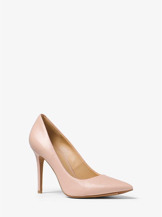 Claire Leather Pump