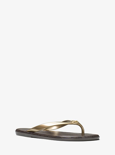 wide range amazon sale Jet Set Jelly Flip-Flop | Michael Kors