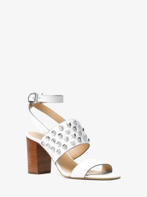 fd03756a68c00 Valencia Studded Leather Sandal