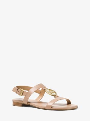 Sandale Beth aus Leder