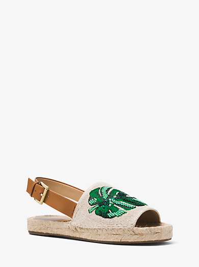 5661d86efb2d Fisher Palm Embroidered Espadrille · michael michael kors ...