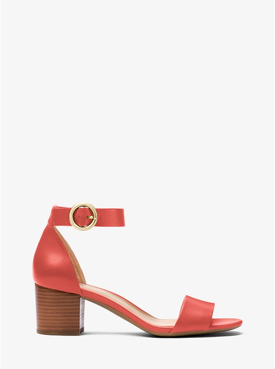 Lena Leather Sandal