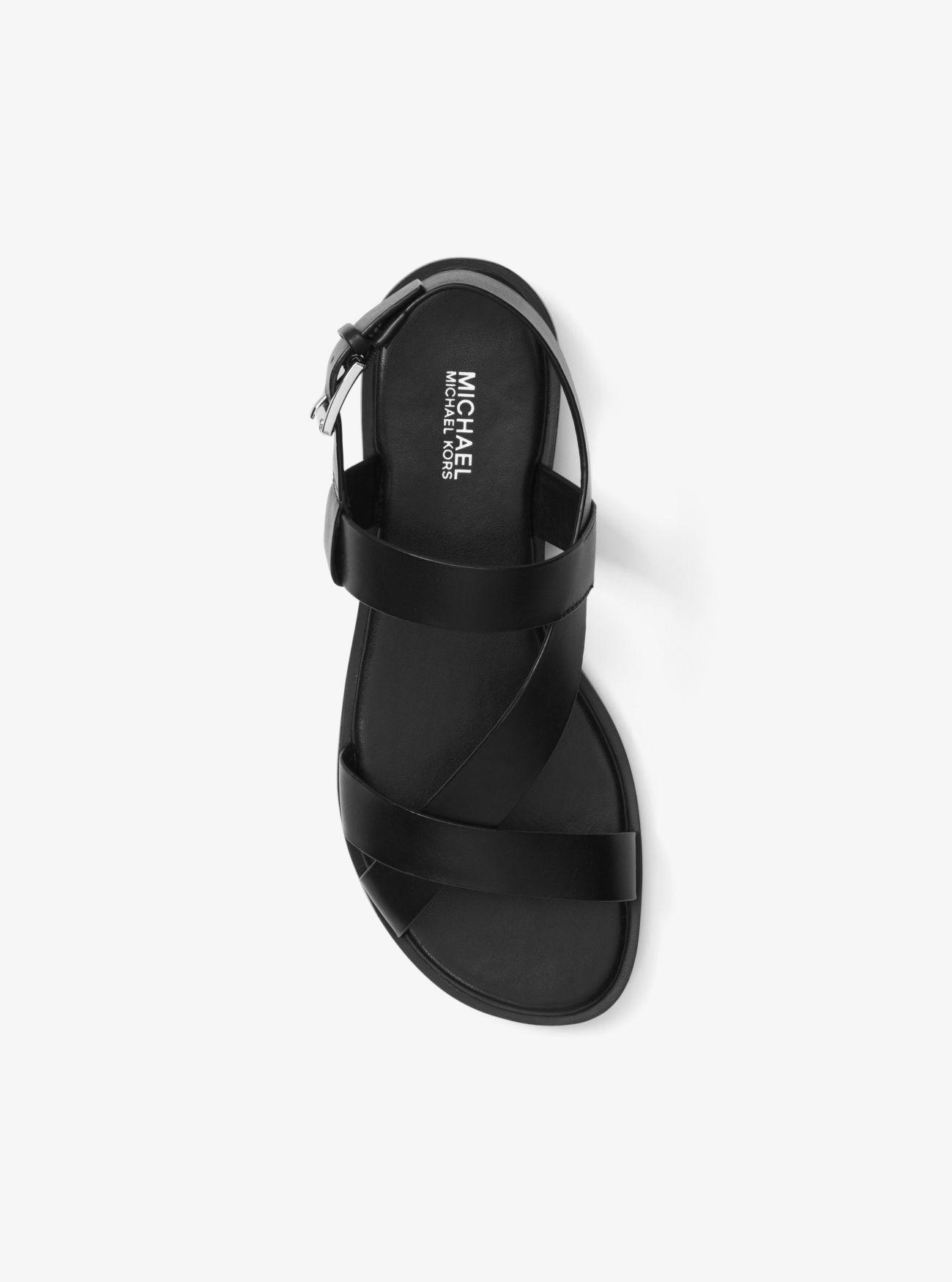 59d39262f5 Mackay Leather Sandal Mackay Leather Sandal Mackay Leather Sandal. MICHAEL  Michael Kors