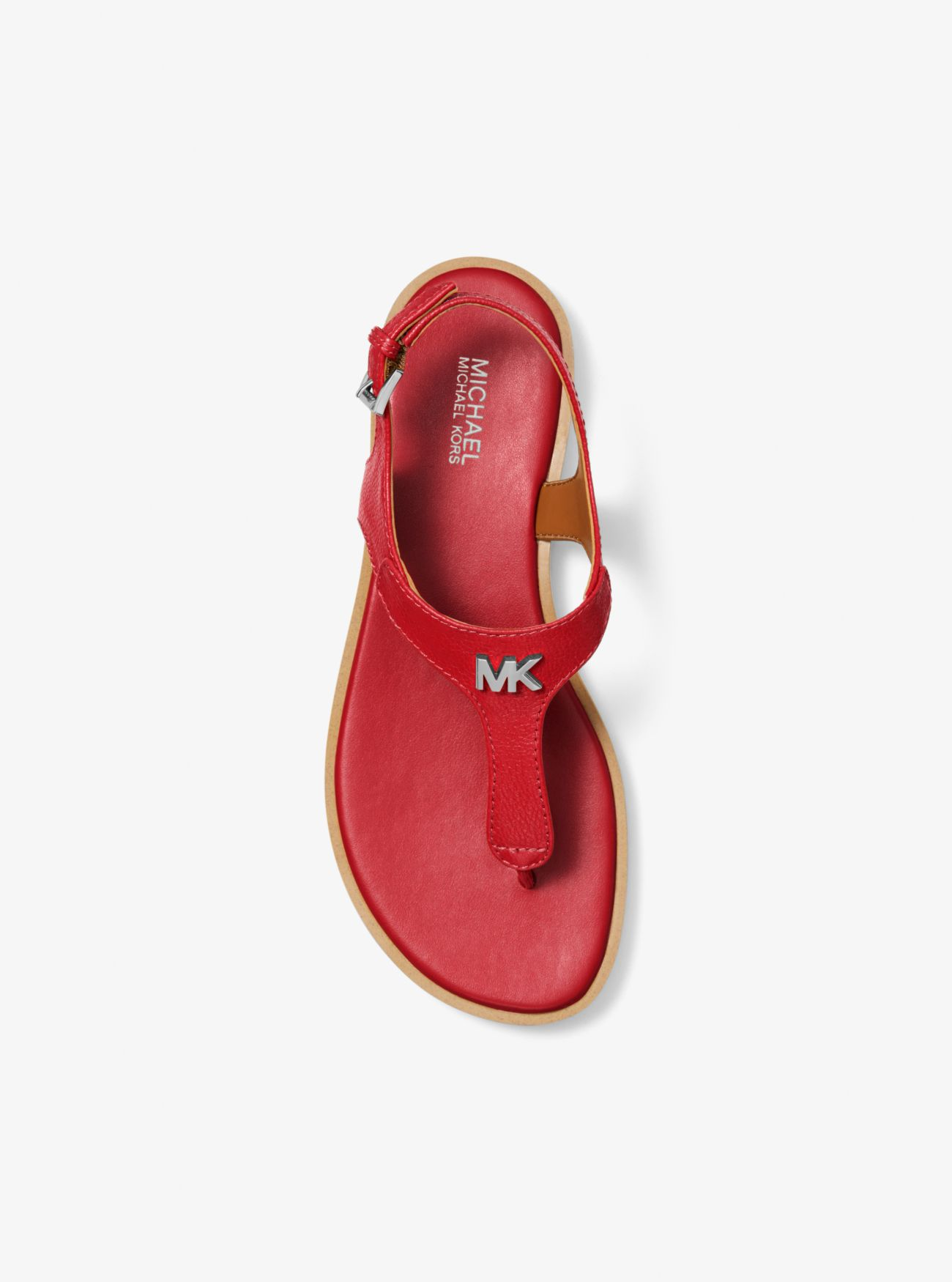 5e318885f9d0 Brady Leather Sandal Brady Leather Sandal Brady Leather Sandal. MICHAEL  Michael Kors