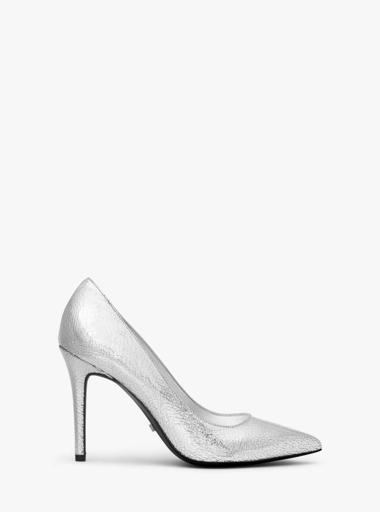 1ba506b00513 Claire Crackled Metallic Leather Pump Claire Crackled Metallic Leather Pump  ...