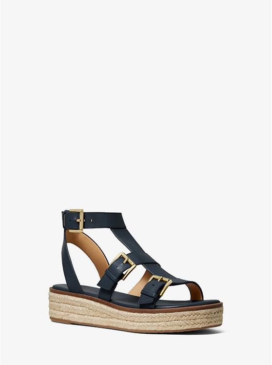 Cunningham Leather Sandal