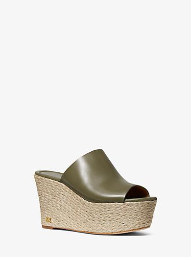 a7e6716a2923b3 Chaussures à Semelles Compensées, Espadrilles Et Autres Chaussures ...