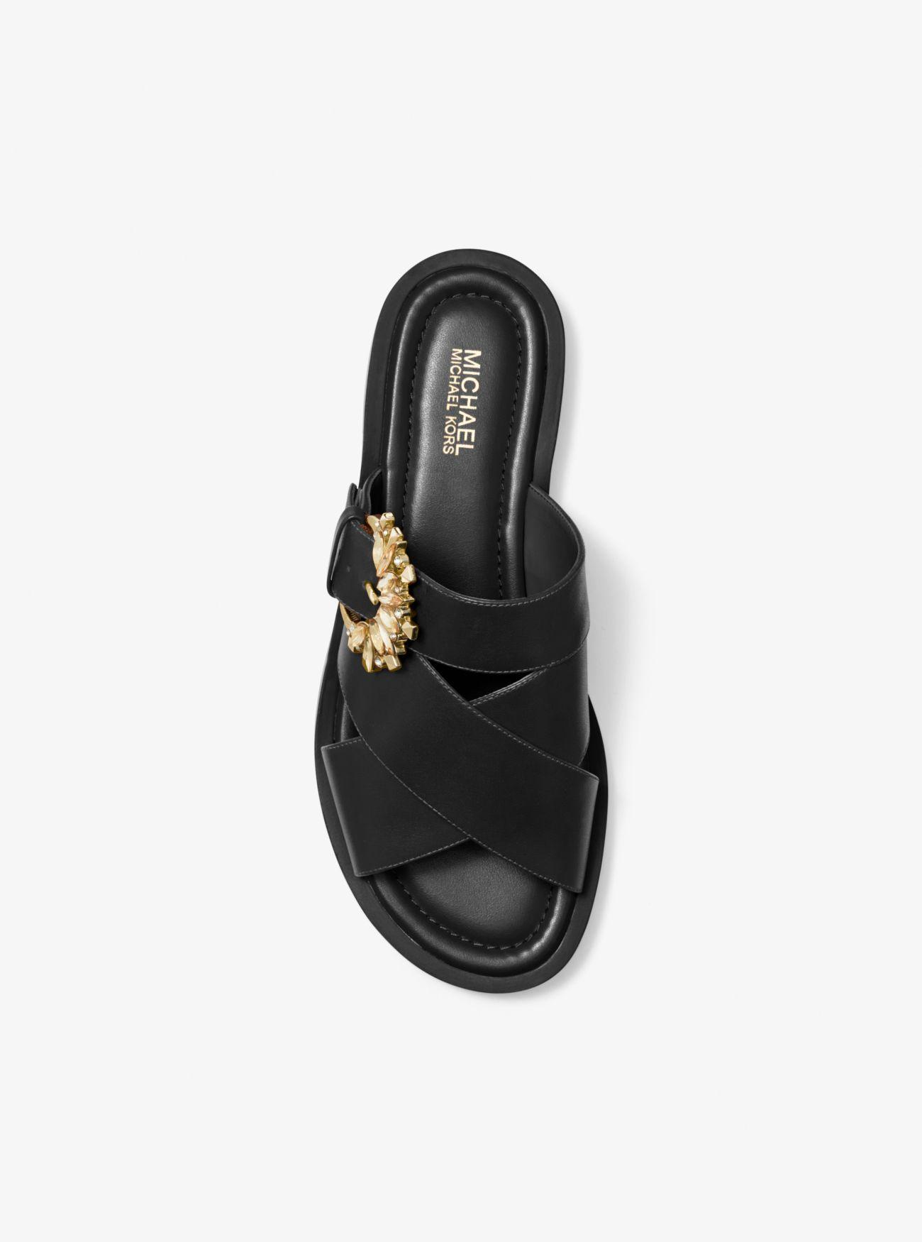 0a1118b6fd10 Frieda Leather Sandal Frieda Leather Sandal Frieda Leather Sandal. MICHAEL  Michael Kors