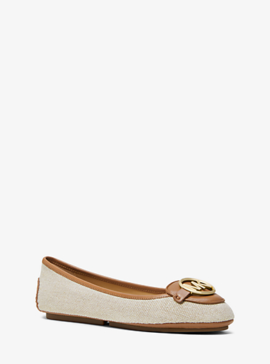 Chaussures Plates Femmes   Ballerines Et Mocassins  Michael Kors 7877d3f3617