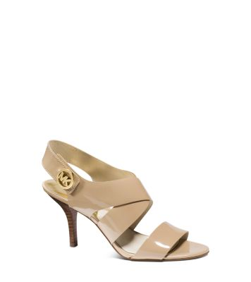 c46a809406ef Joselle Patent-Leather Sandal