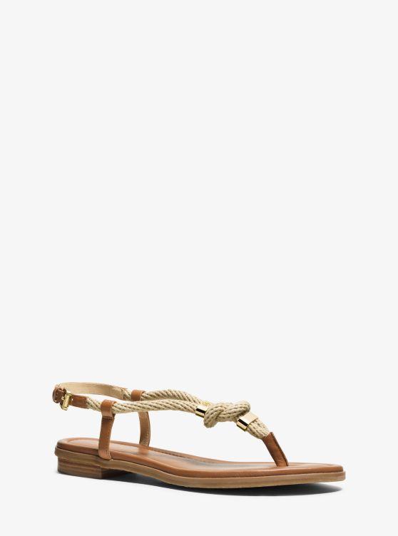 Sandalias con adorno de cadena Holly 0f7KWKs