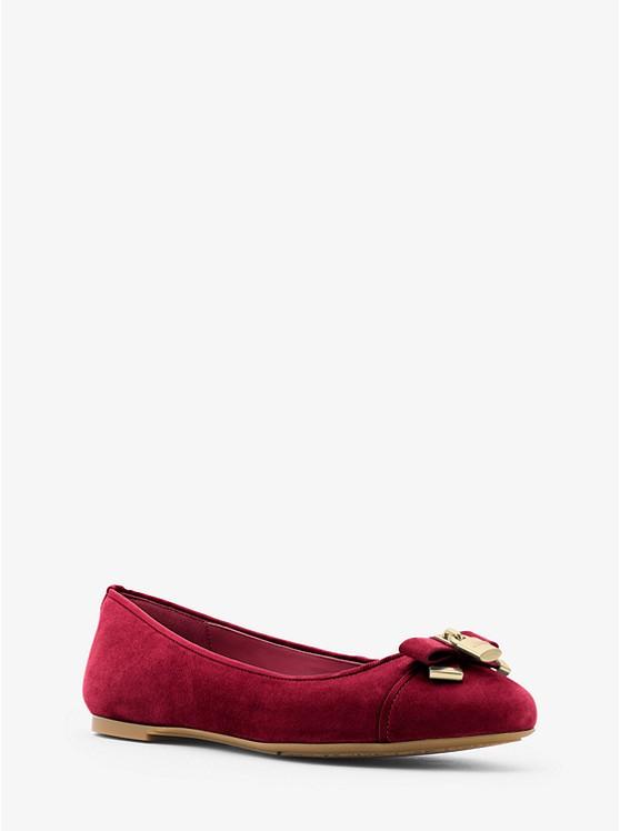 Alice Suede Ballet Flat