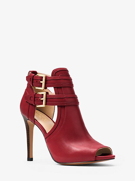 ae7990b241a Designer Leather & Suede Boots & Ankle Boots | Shoes | Michael Kors