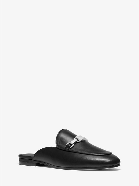 Charlton Leather Mule by Michael Michael Kors