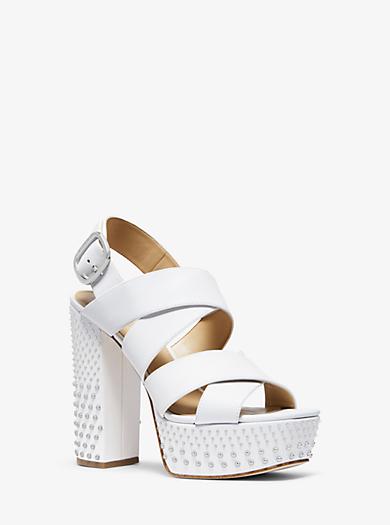 a834077f7143a5 Escarpin | Chaussures Et Sandales à Talons | Michael Kors