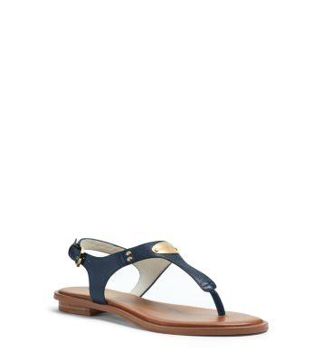 vcWvyBuGTg Leather Sandals