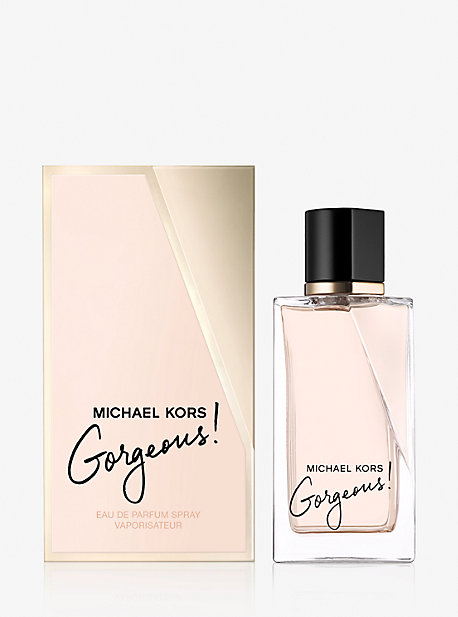마이클 코어스 오드퍼퓸 EDP 향수 Michael Kors Gorgeous! Eau de Parfum, 3.4 oz.,NO COLOR