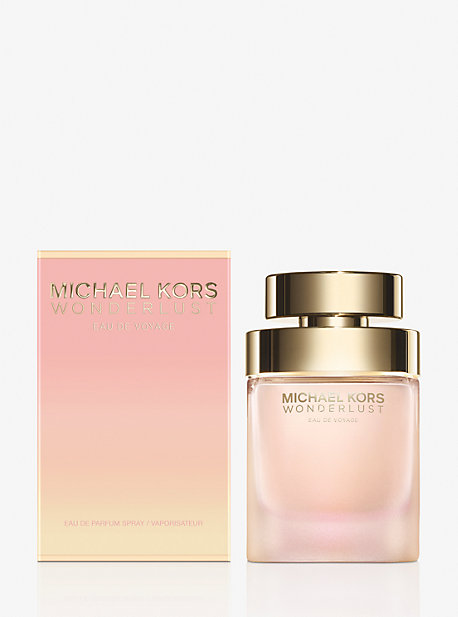 마이클 코어스 오드퍼퓸 EDP 향수 Michael Kors Wonderlust Eau De Voyage Eau de Parfum, 3.4 oz.,NO COLOR