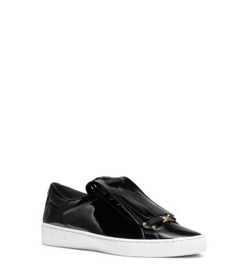 d2fc3fdcd74e Keaton Kiltie Patent Leather Sneaker