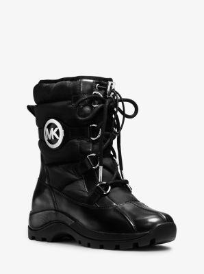 Ridgley Lace-Up Winter Boot | Michael Kors