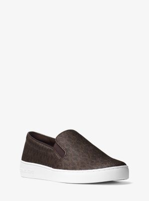 Keaton Logo Slip On Sneaker by Michael Kors