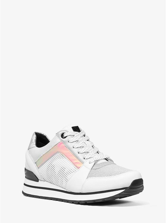 Sneaker Billie Aus Materialmix | Michael Kors