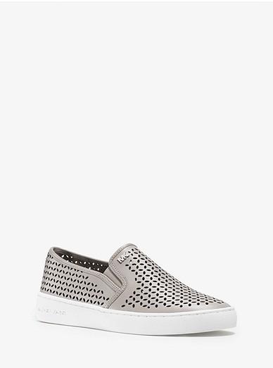 a930913b Olivia Leather Slip-on Sneaker | Michael Kors