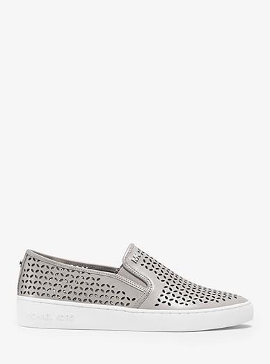 5d372a16 Olivia Leather Slip-On Sneaker. Olivia Leather Slip-On Sneaker. MICHAEL  MICHAEL KORS