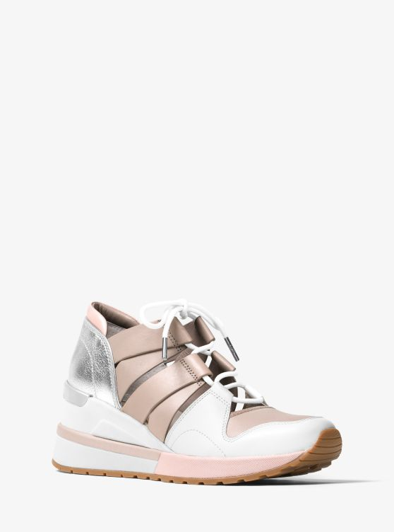 Michael Kors Sneakers Femme SOFT PINK, 37