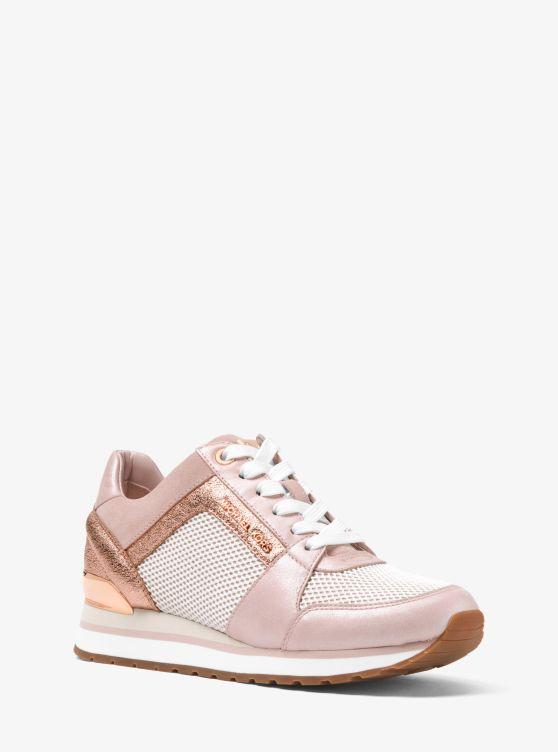 MICHAEL Michael Kors Liv Mesh Trainer Sneakers