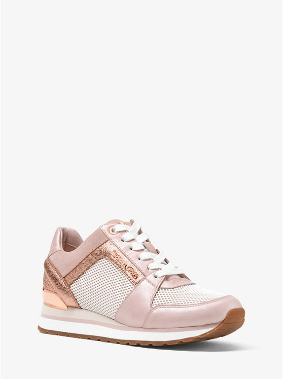 MICHAEL Michael Kors Liv Mesh Trainer Sneakers aih0pD