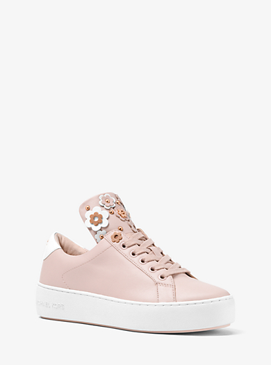 QUICKVIEW. michael michael kors · Mindy Floral Appliqué Leather Sneaker ·  $135.00$135.00 · QUICKVIEW