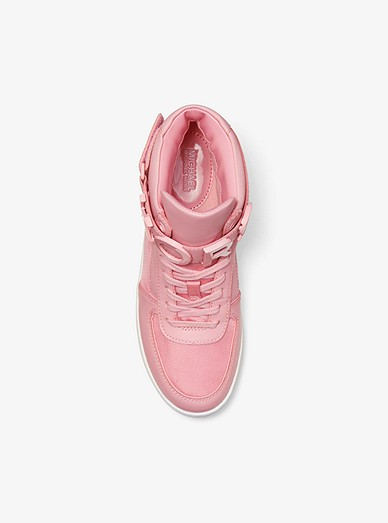 f19324930541b Cortlandt Embellished Leather High-top Sneaker