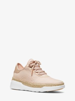 13a64cd30c Sneaker Finch In Tela | Michael Kors