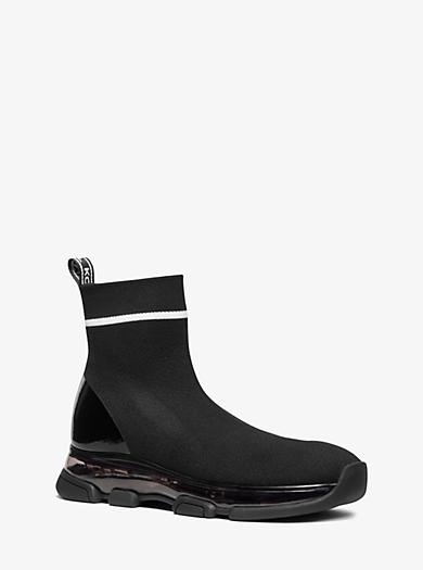 30879ad6893 Kendra Stretch-Knit Sock Sneaker