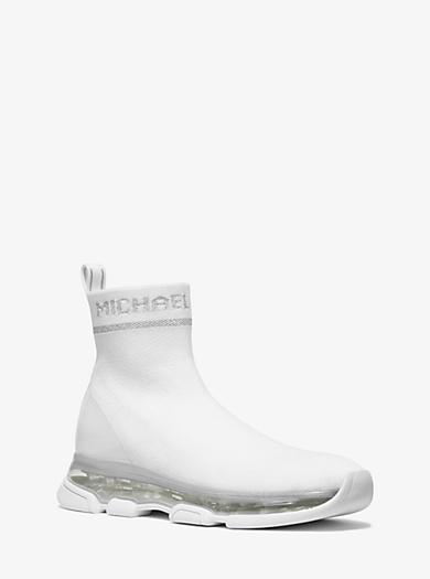 Zapatilla Kendra tipo calcetín de punto elástico · michael michael kors ·  Zapatilla ... 1384f71169