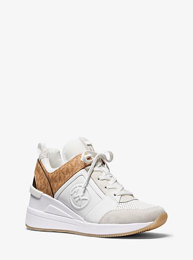 Baskets De Marque Pour Femme | Baskets En Cuir | Michael Kors