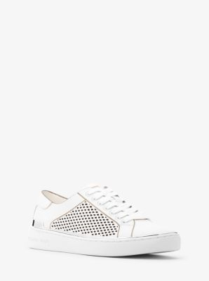 9e0b8b5a17c9 Tilda Perforated Leather Sneaker