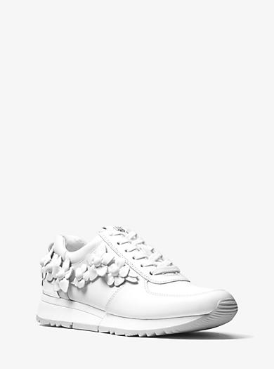 Chaussures De Sport Pour Les Femmes À La Vente En Sortie, Noir, Cuir, 2017, 36,5 37 37,5 38 Michael Kors