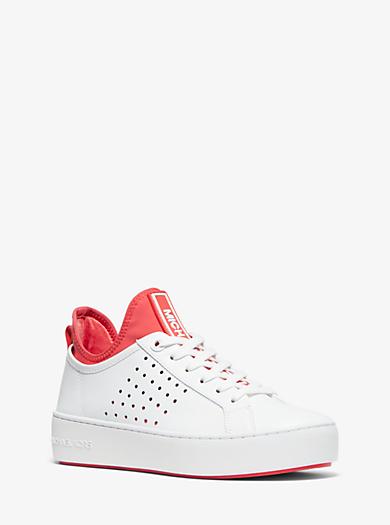 594b5b7787 Sneaker Firmate | Sneaker In Pelle | Michael Kors