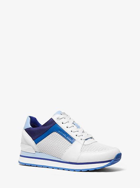 1e8c1d6d8b2 michael michael kors · Cameron Leather Sneaker · $178.00$178.00 · Billie  Tri-Color Leather and Canvas Trainer
