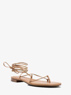 d9853a8e7606 Bradshaw Leather Sandal