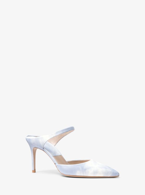 Helene Tie Dye Leather Pump by Michael Kors Collection