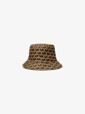 마이클 마이클 코어스 버킷햇 Michael Michael Kors Reversible Logo Bucket Hat